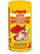 SERA Голди Корм для золотых рыбок (хлопья) (1000 мл)