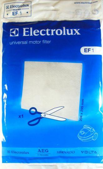 Универсальный моторный фильтр для пылесоса, Electrolux EF1
