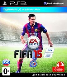 Игра FIFA 15 (PS3,русская версия)