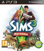 Игра The Sims 3 : Питомцы (PS3)