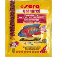 SERA Грануред гранулы для плотоядных цихлид (20 г)