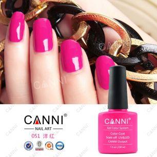 Гель-лак CANNI 051