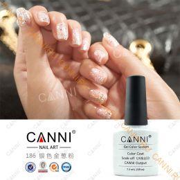 Гель-лак CANNI 186