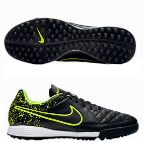 Шиповки NIKE TIEMPO GENIO LEATHER TF 631284-007