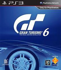 Игра Granturismo 6 (PS3)
