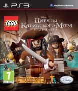 Игра Lego Пираты Карибского Моря (PS3)