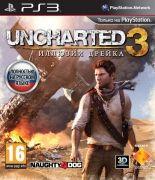 Игра Uncharted 3 Иллюзии Дрейка (PS3)