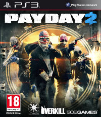 Игра Pay Day 2 (PS3)