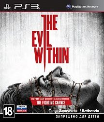 Игра The Evil Within (PS3)