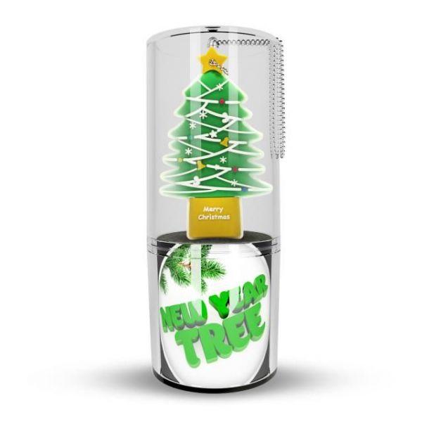 16GB USB-флэш накопитель Apexto TR003 Новогодняя елка с упаковкой