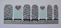Лаковая пленка для дизайна ногтей, YM1019