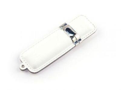 32GB USB-флэш накопитель Apexto U503D гладкая белая кожа OEM