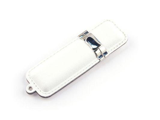 4GB USB-флэш накопитель Apexto U503D гладкая белая кожа OEM