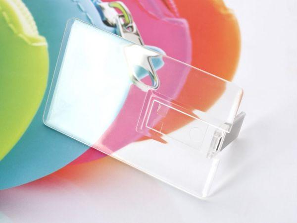 64GB USB-флэш накопитель Apexto U504EP прозрачная