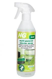HG Eco Универсальное средство для очистки элементов интерьера
