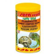 SERA Раффи Витал Растительный корм для рептилий (250 мл)