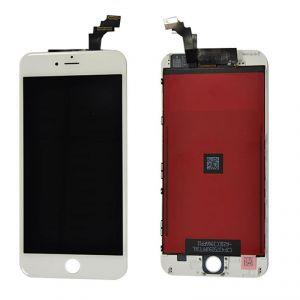 LCD (Дисплей) iPhone 6 Plus (в сборе с тачскрином) (white) Оригинал