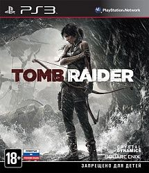 Игра Tomb Raider (PS3)