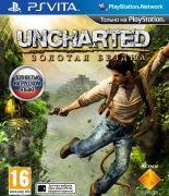 Игра Uncharted Золотая Бездна (PS VITA)