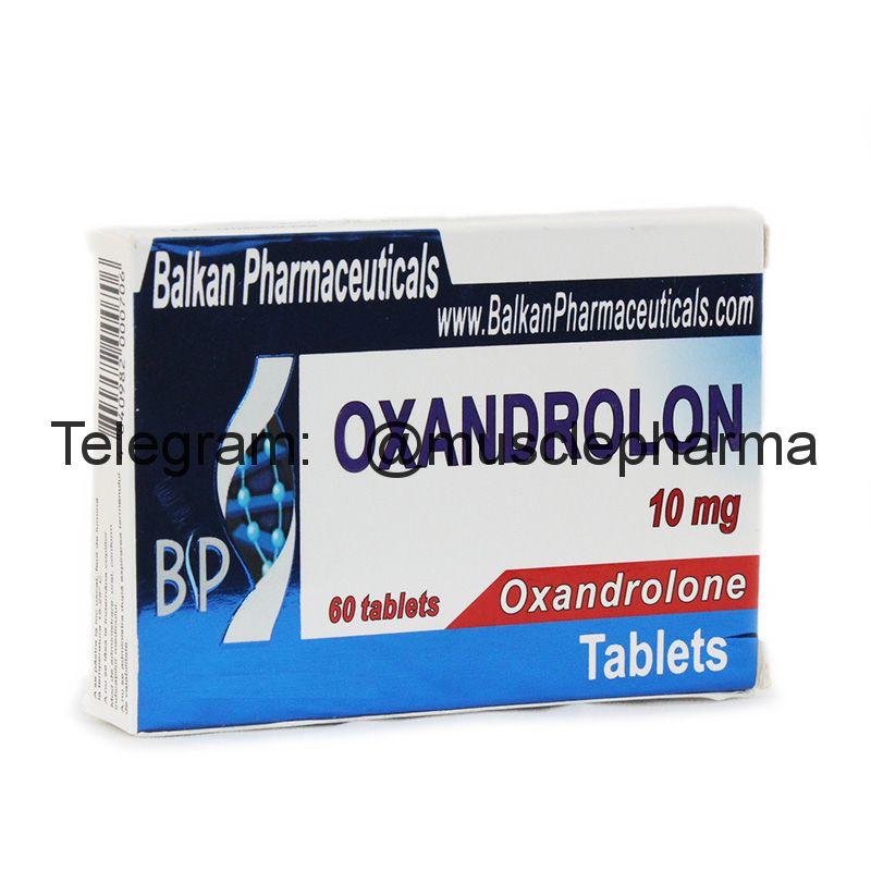 OXANDROLON (ОКСАНДРОЛОН). 20 таб. по 10 мг.