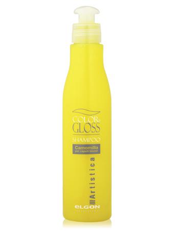 Elgon Color Gloss Shampoo Оттеночный шампунь с ромашкой
