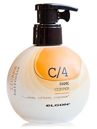 Elgon I Care Медный Окрашивающий крем-кондиционер С4