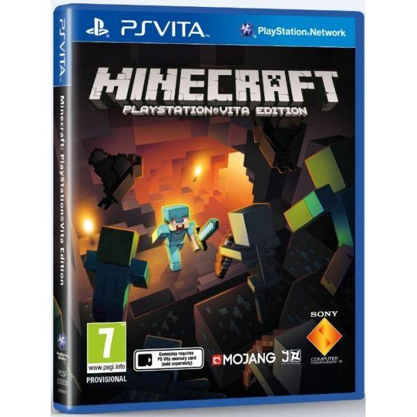 Игра Minecraft (PS VITA)