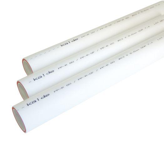 Труба ПП PN 25 63мм KALDE армированная стекловолокном