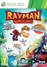 Игра Rayman Origins (XBOX 360)