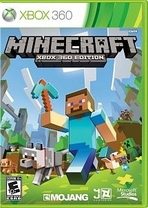 Игра Minecraft (XBOX 360)