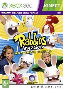 Игра Rabbids Invasion (XBOX 360)