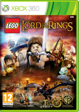 Игра Lego Властелин Колец (XBOX 360)