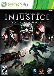 Игра Injustice (XBOX 360)