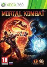 Игра Mortal Kombat (XBOX 360)