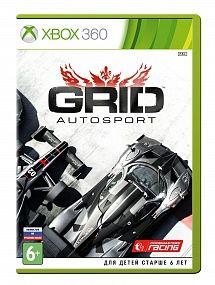 Игра Grid (XBOX 360)
