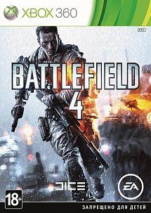 Игра Battlefield 4 (XBOX 360)