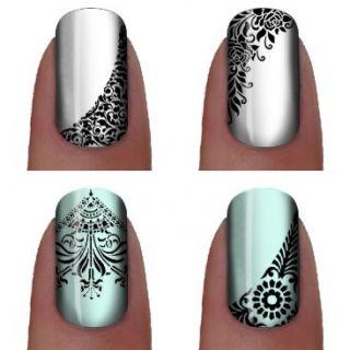 Слайдер-дизайн для ногтей № 0041