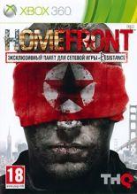 Игра Homefront (XBOX 360)