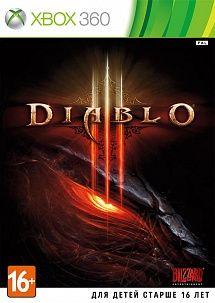 Игра Diablo 3 (XBOX 360)