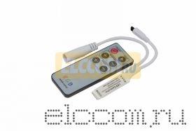 Миниконтроллер ИК (6 кнопок) для RGB лент и модулей NEON-NIGHT