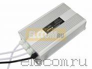 Источник питания стабилизированный 12V, 200W с проводами, влагозащищенный (IP67) Al