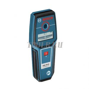 BOSCH GMS 100 M Professional - детектор проводки