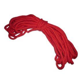 Deluxe веревка - красная (1 метр)