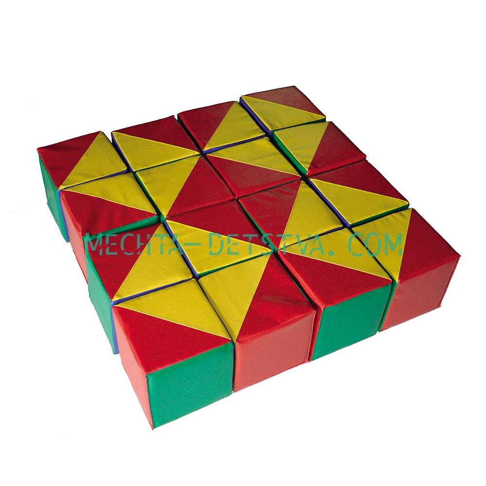 Набор кубиков «Калейдоскоп» ДМФ-МК-01.95.08