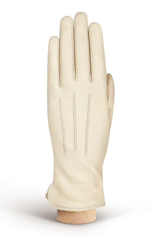 Женские перчатки на шерстяной подкладке ELEGANZZA