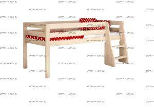 Кровать-чердак Маугли-2 (ВМК Шале)