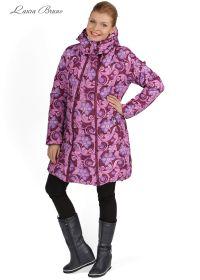 Куртка 3в1 зимн. Laura Bruno №2 для беременных и слингоношения