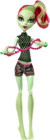 Кукла Венера МакФлайтрап (Venus McFlytrap), серия Фантастический фитнесс, MONSTER HIGH
