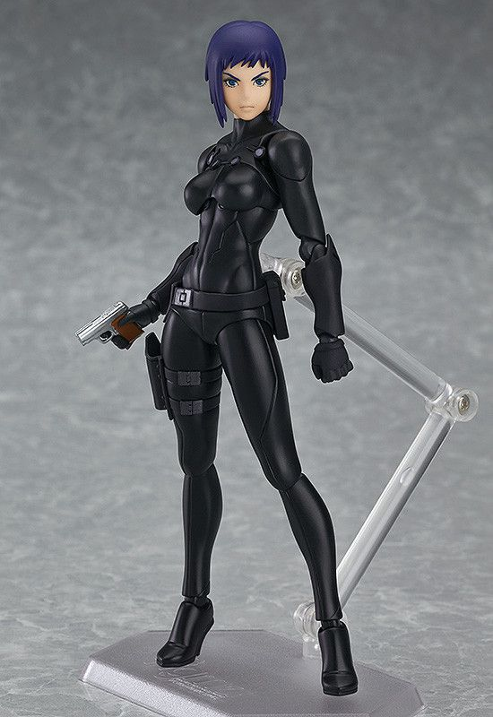 Figma Kusanagi Motoko The New Movie Ver.