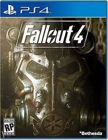 Игра Fallout 4 (PS4)